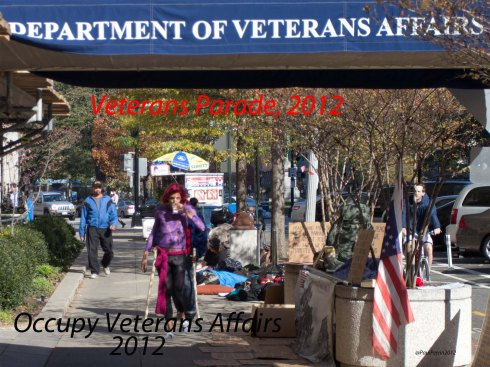 Your tax dollars are not making the Veterans happy or healthy, I am told.